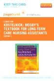 Mosby's Textbook for Long-Term Care Nursing Assistants - Elsevier eBook on VitalSource (Retail Access Card), 7th Edition