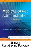 cover image - Medical Office Administration Text and Medisoft v18 Demo CD Package,3rd Edition