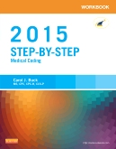 cover image - Workbook for Step-by-Step Medical Coding, 2015 Edition
