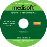 Medisoft Version 18 Institutional CD