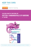 cover image - Elsevier Adaptive Quizzing for Fundamentals of Nursing (Retail Access Card),8th Edition