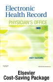 The Electronic Health Record for the Physician's Office with MedTrak Systems - Pageburst E-Book on Vital Source (Retail Access Card) & Evolve Resources (Student Access Card) Package
