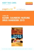 Saunders Nursing Drug Handbook 2015 - Elsevier eBook on VitalSource (Retail Access Card)
