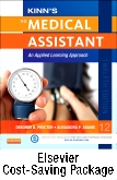 Kinn's The Medical Assistant - Text, Study Guide and Procedure Checklist Manual Package with ICD-10 Supplement, 12th Edition