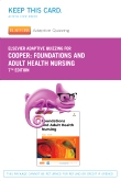 Elsevier Adaptive Quizzing for Foundations and Adult Health Nursing (Retail Access Card), 7th Edition