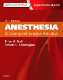 cover image - Anesthesia: A Comprehensive Review,5th Edition