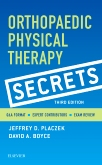 cover image - Orthopaedic Physical Therapy Secrets - Elsevier eBook on VitalSource,3rd Edition