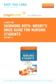Mosby's Drug Guide for Nursing Students -  Elsevier eBook on VitalSource (Retail Access Card), 11th Edition