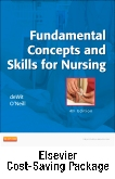 cover image - Fundamental Concepts and Skills for Nursing and Elsevier Adaptive Quizzing Package,4th Edition