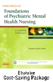 Varcarolis' Foundations of Psychiatric Mental Health Nursing and Elsevier Adaptive Quizzing Package, 7th Edition