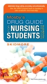 cover image - Evolve Resources for Mosby's Drug Guide for Nursing Students,11th Edition