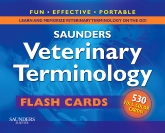 Saunders Veterinary Terminology Flash Cards - Elsevier eBook on VitalSource