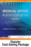 Medical Office Administration - Elsevier eBook on Intel Education Study (Retail Access Card) and Medisoft v18 Student Demo CD Package, 3rd Edition
