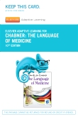 Elsevier Adaptive Learning for The Language of Medicine (Access Card), 10th Edition
