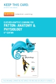 Elsevier Adaptive Learning for Anatomy and Physiology (Access Card), 8th Edition