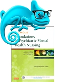 cover image - Elsevier Adaptive Learning for Varcarolis' Foundations of Psychiatric Mental Health Nursing,7th Edition