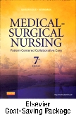 cover image - Medical-Surgical Nursing - Single-Volume Text and Elsevier Adaptive Learning Package,7th Edition