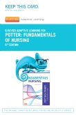 cover image - Elsevier Adaptive Learning for Fundamentals of Nursing (Access Card),8th Edition