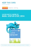 Elsevier Adaptive Learning for Step-by-Step Medical Coding 2014 (Access Card)