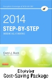 Step-by-Step Medical Coding 2014 - Text and Elsevier Adaptive Learning