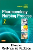 cover image - Pharmacology and the Nursing Process - Text and Elsevier Adaptive Learning Package,7th Edition