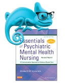 cover image - Elsevier Adaptive Learning for Essentials of Psychiatric Mental Health Nursing -- Revised Reprint,2nd Edition