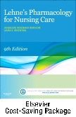 Lehne's Pharmacology for Nursing Care - Text and Elsevier Adaptive Learning Package, 9th Edition