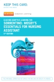 Elsevier Adaptive Learning for Mosby's Essentials for Nursing Assistants (Access Card), 5th Edition