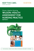 cover image - Elsevier Adaptive Learning for Health Assessment for Nursing Practice (Access Card),5th Edition