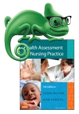 cover image - Elsevier Adaptive Learning for Health Assessment for Nursing Practice,5th Edition