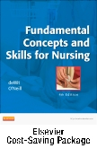 Fundamental Concepts and Skills for Nursing - Text and Elsevier Adaptive Learning Package, 4th Edition