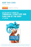 Elsevier Adaptive Learning for Structure and Function of the Body (Access Card), 14th Edition