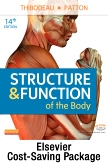Structure & Function of the Body - Text and Elsevier Adaptive Learning Package, 14th Edition
