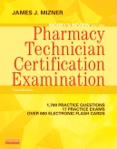 cover image - Mosby's Review for the Pharmacy Technician Certification Examination - Elsevier eBook on Intel Education Study,3rd Edition
