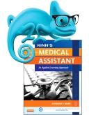cover image - Elsevier Adaptive Learning for Kinn's The Administrative Medical Assistant (eCommerce Version),8th Edition