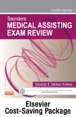 Saunders Medical Assisting Exam Review - Elsevier eBook on Intel Education Study + Evolve Access (Retail Access Cards), 4th Edition