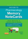 cover image - Mosby's Pharmacology Memory NoteCards,4th Edition