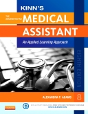 cover image - Kinn's The Administrative Medical Assistant with ICD-10 Supplement,8th Edition