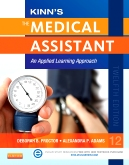 cover image - Kinn's The Medical Assistant with ICD-10 Supplement,12th Edition