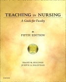 cover image - Teaching in Nursing,5th Edition