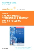 Medical Terminology & Anatomy for ICD-10 Coding - Elsevier eBook on VitalSource (Retail Access Card), 2nd Edition