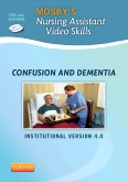 Mosby's Nursing Assistant Video Skills: Confusion and Dementia DVD 4.0, 4th Edition