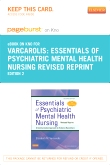 Essentials of Psychiatric Mental Health Nursing - Revised Reprint - Elsevier eBook on Intel Education Study (Retail Access Card), 2nd Edition