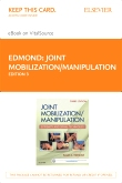 cover image - Joint Mobilization/Manipulation - Elsevier eBook on VitalSource (Retail Access Card),3rd Edition