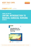 cover image - Introduction to Medical-Surgical Nursing - Elsevier eBook on Intel Education Study (Retail Access Card),6th Edition