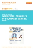 Principles of Pulmonary Medicine Elsevier eBook on Intel Education Study (Retail Access Card), 6th Edition