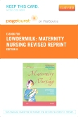 Maternity Nursing - Revised Reprint - Elsevier eBook on VitalSource (Retail Access Card), 8th Edition