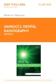 cover image - Dental Radiography - Elsevier eBook on VitalSource (Retail Access Card),5th Edition