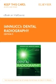 Dental Radiography - Elsevier eBook on VitalSource (Retail Access Card), 5th Edition