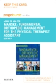 Fundamental Orthopedic Management for the Physical Therapist Assistant - Elsevier eBook on Intel Education Study (Retail Access Card), 4th Edition